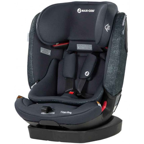 Maxi Cosi Titan Pro Nomad Ink + Car Seat Fitting Voucher + Supermat