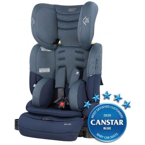Mothers Choice Kin AP Deep Navy + Car Seat Fitting Voucher + Supermat
