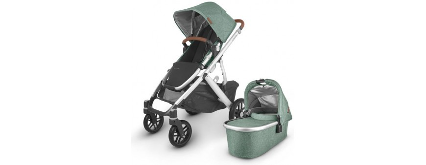 4 Wheel Prams