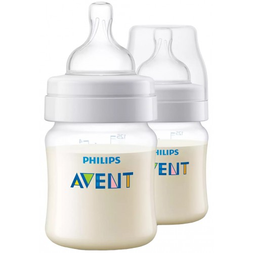 Avent Anti-Colic 125ml Bottle Twin Pack