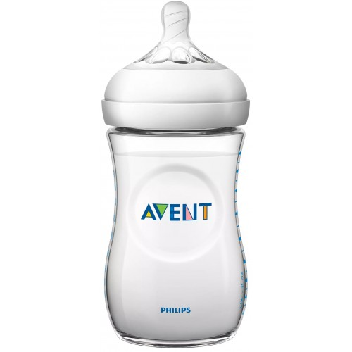Avent Natural 260ml Baby Bottle