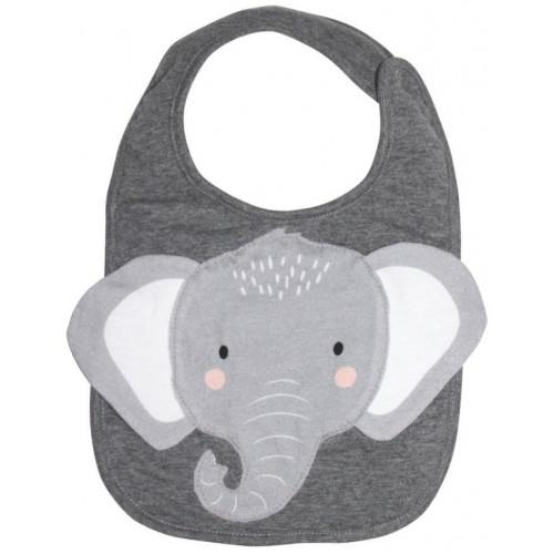Mister Fly Bib Elephant