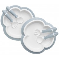Baby Bjorn Plate Spoon and Fork