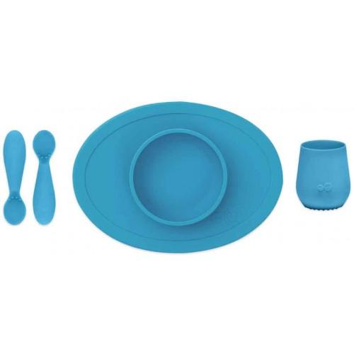 Ezpz First Foods Tiny Set Blue