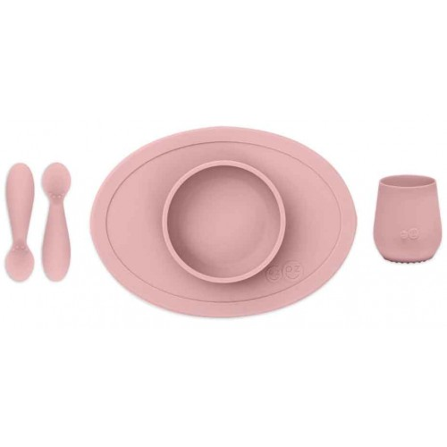 Ezpz First Foods Tiny Set Blush