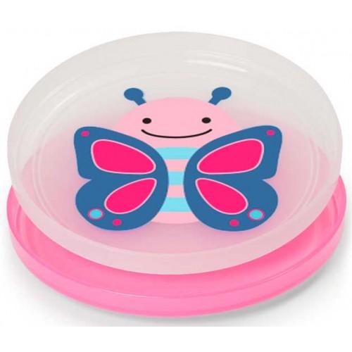 Skip Hop Non Slip Plate Butterfly