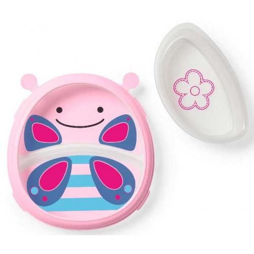 Skip Hop Non Slip Training Set Butterfly