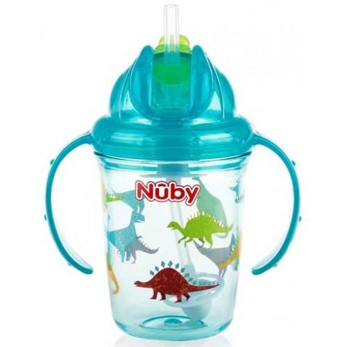 Nuby 360 Flip and Sip Dinosaurs
