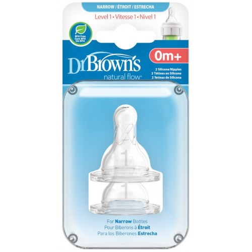 Dr Browns Teats Narrow Bottle