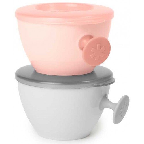 Skip Hop Easy Grab Bowl Coral
