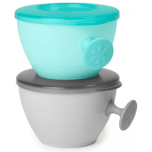 Skip Hop Easy Grab Bowl Teal