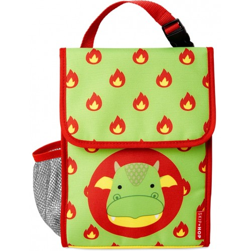 Skip Hop Zoo Lunch Bag Dragon