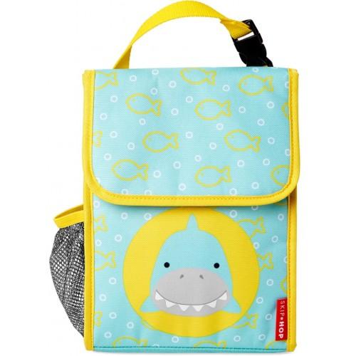 Skip Hop Zoo Lunch Bag Shark