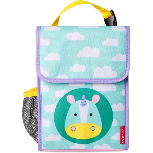 Skip Hop Zoo Lunch Bag Unicorn