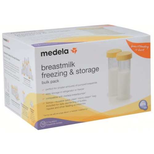 Medela Breast Milk Freezing and Storage Pack