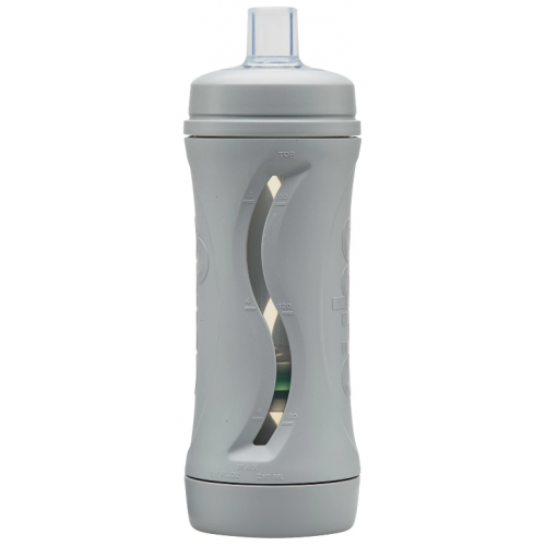 Subo The Food Bottle Grey