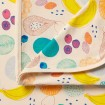 Wilson and Frenchy Bassinet Sheet Set Fruit Loops