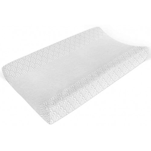 Lolli Living Change Pad Cover Waves