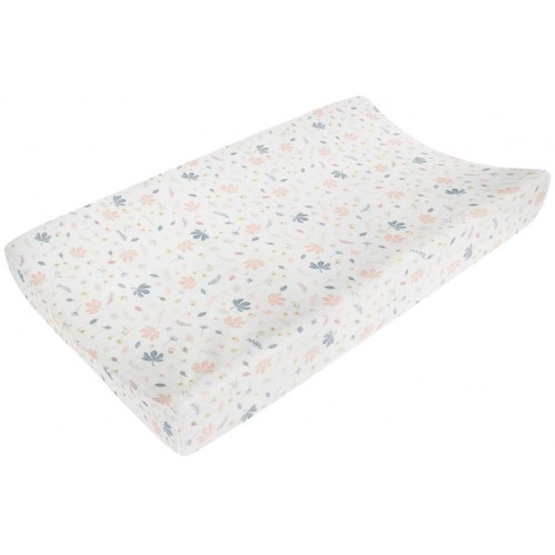 Living Textiles Change Pad Cover Botanical