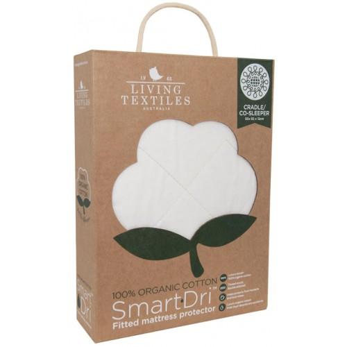 Living Textiles Co Sleeper Organic Mattress Protector