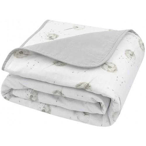 Living Textiles Cot Blanket Dandelion