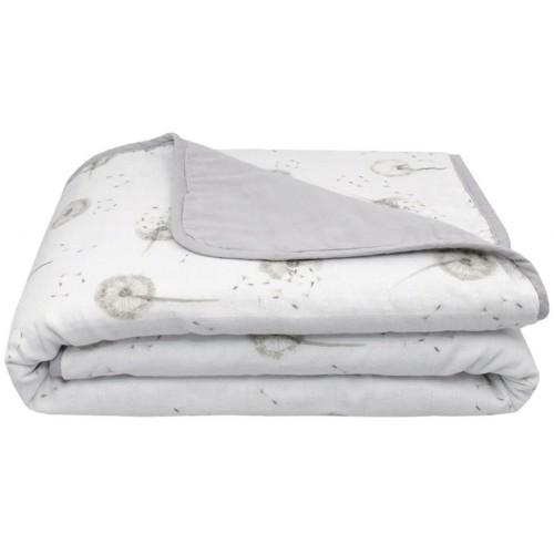 Living Textiles Pram Blanket Dandelion