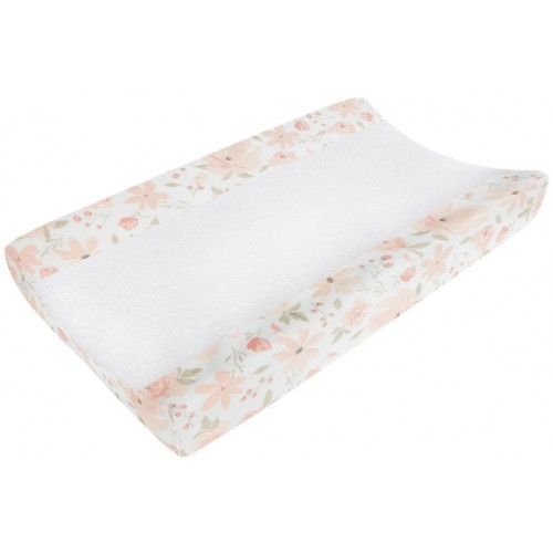 Lolli Living Change Pad Cover Meadow