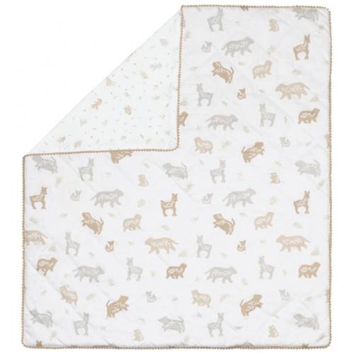 Lolli Living Cot Comforter Bosco Bear
