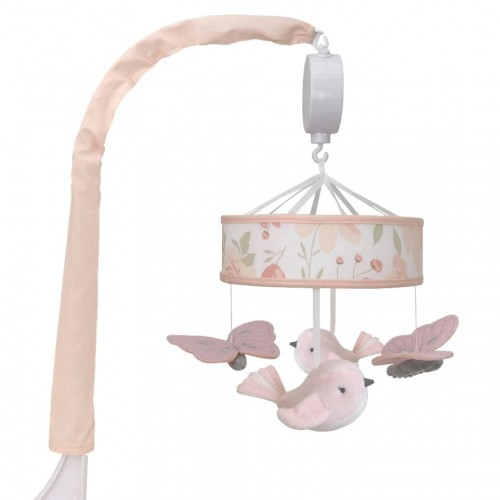 Lolli Living Musical Cot Mobile Meadow