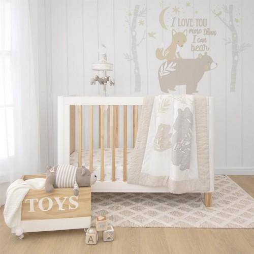 Lolli Living Nursery Set Bosco Bear