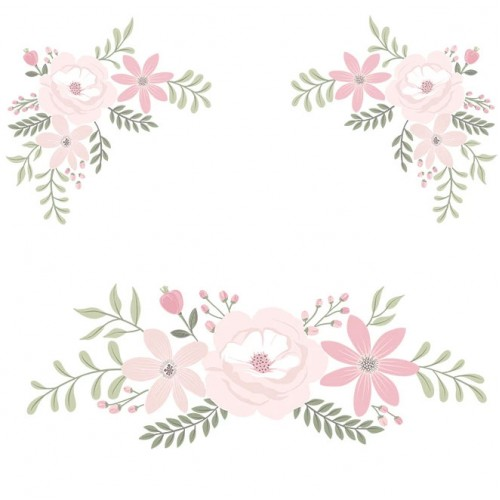 Lolli Living Wall Decals Meadow