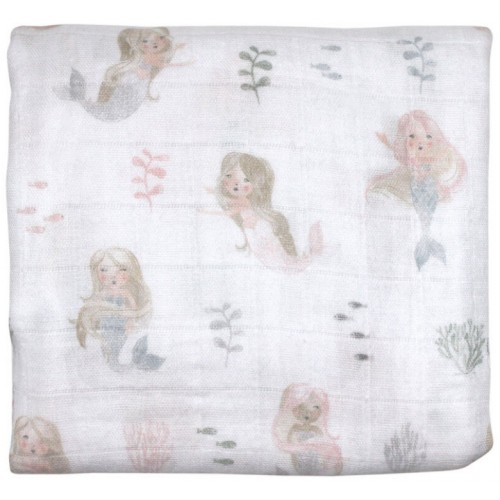 Mister Fly Muslin Wrap Mermaid