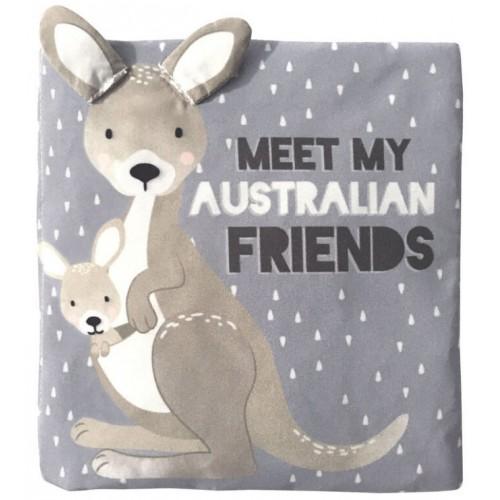 Mister Fly Soft Book Meet My Australian Friends