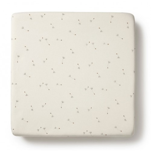 Wilson and Frenchy Cot Sheet Dandelion