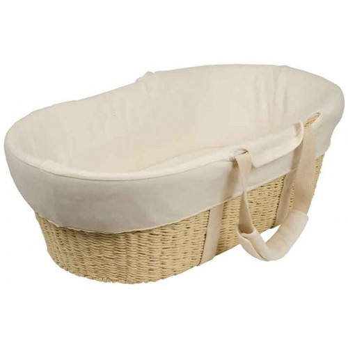 Bebe Care Moses Basket Cream