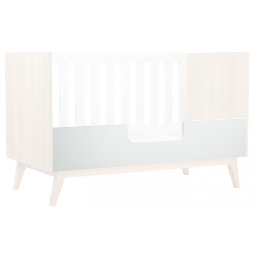 Babyrest Tommi Cot Junior Bed Rail High White