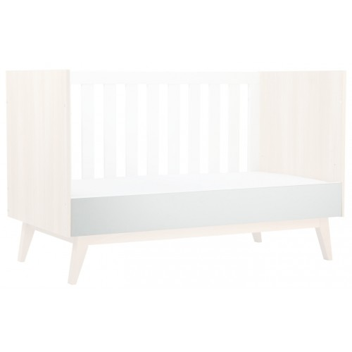 Babyrest Tommi Cot Junior Bed Rail Standard White