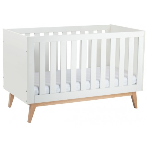 Babyrest Tommi Cot White