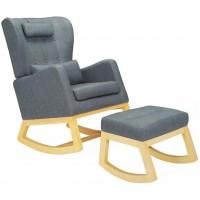 Il Tutto Bambino Mimmie Chair and Ottoman