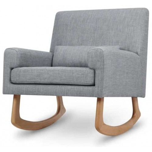 Sleepytime Rocker with Perch Ash with Light Legs