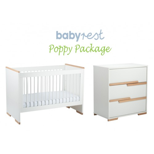 Babyrest Poppy Package