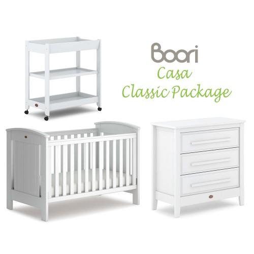 Boori Casa Cot Classic Package