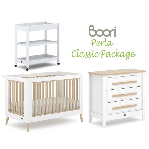 Boori Perla Cot Classic Package