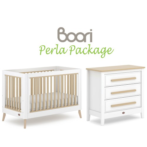 Boori Perla Package