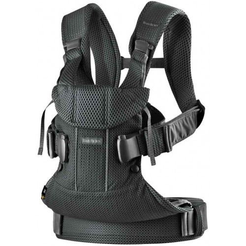 Baby Bjorn Baby Carrier One Air 3D Mesh Black
