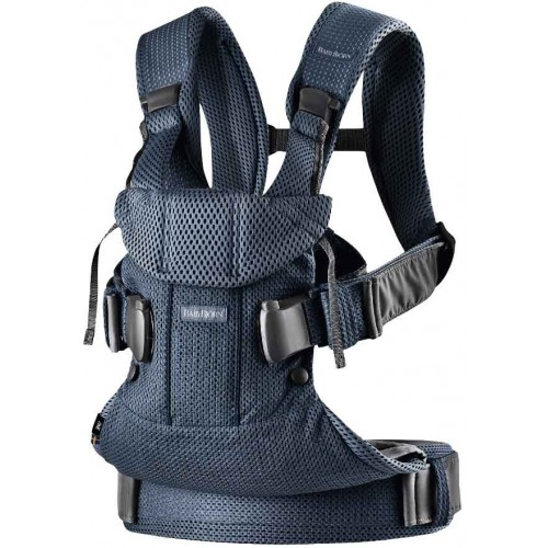Baby Bjorn Baby Carrier One Air 3D Mesh Navy