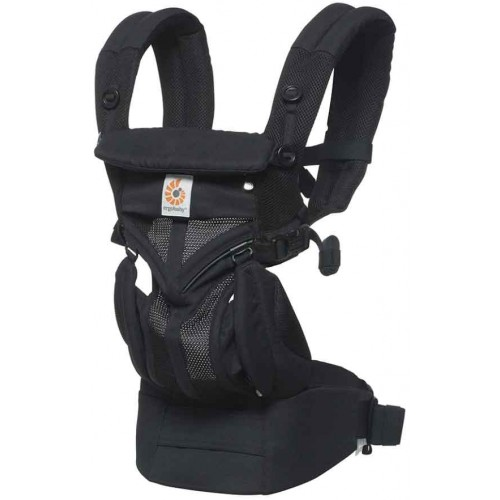 Ergobaby Omni 360 Cool Air Mesh Baby Carrier Onyx