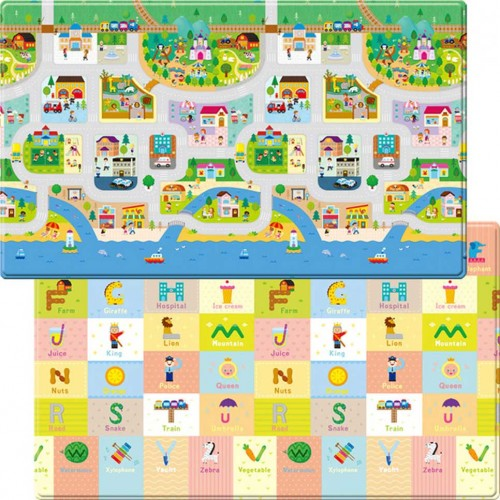 Dwingular Large Playmat Big Town