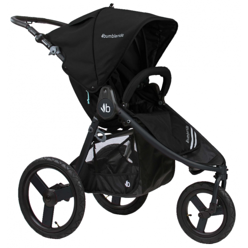 Bumbleride Speed Jogging Stroller + Free Carry Cot