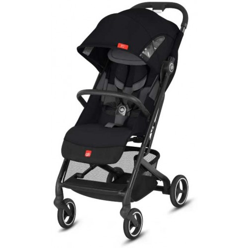 Cybex Qbit+ All City Stroller Velvet Black